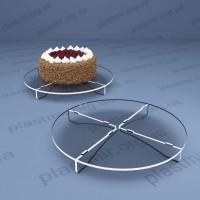 Подставка под торт одноярусная
