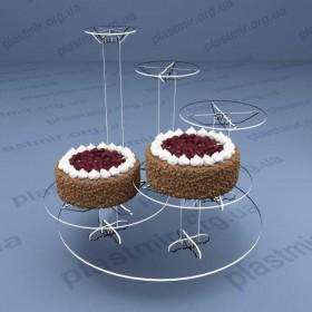 Подставка под торт на 6ть ярусов