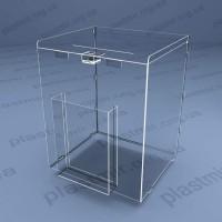 Коробка для благотворительности на защелках
