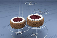 5 причин, почему стоит покупать подставки из оргстекла для тортов